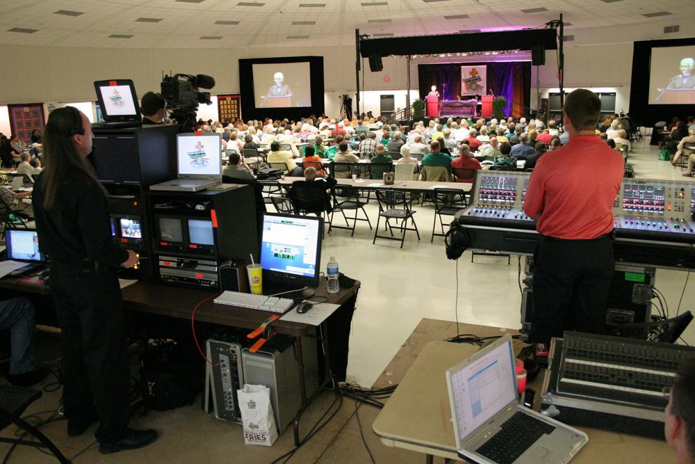 Lutheran Synod Assembly